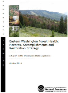 DNR report graphic
