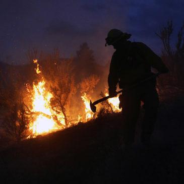 Register Now: Fire in the Shrub Steppe Wildland Urban Interface Webinar Series