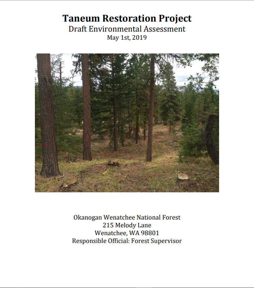 Publications – Tapash Sustainable Forest Collaborative