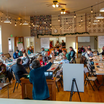 2019 Fall Quarterly Meeting Takeaways!